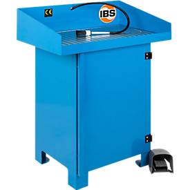 IBS-onderdelenreinigingsapparaat TYPE G-50-I (industriële versie)