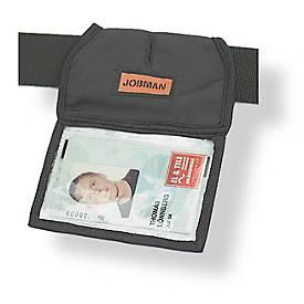 ID-Ausweistasche schwarz