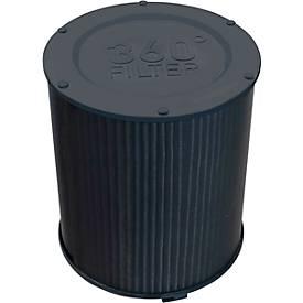 Ideal 360 Grad-Filter, f. Luftwäscher AP30Pro u. AP40Pro, mit RFID-Intelligenz