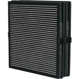 IDEAL Filterset AP25, 2x Mehrlagenfilter, B 275 x T 60 x H 255 mm, für Vorder- und Rückseite