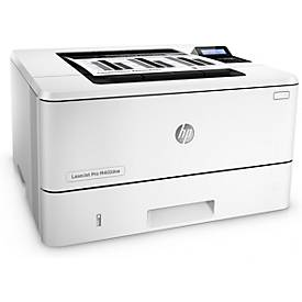 Imprimante HP LaserJet série Pro M402, jusqu'à 38 page/min., avec Gigabit Ethernet