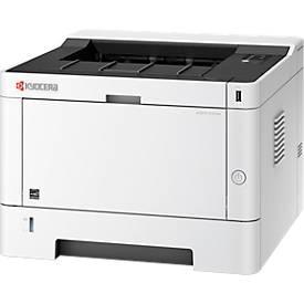 Imprimante laser ECOSYS P2235dn, impressions noir-blanc, technologie ECOSYS avantageuse