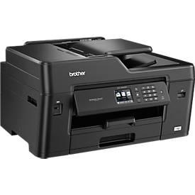 Imprimante multifonctions Brother à jet d'encre MFC-J6530DW, 22 pages/min, impression recto verso