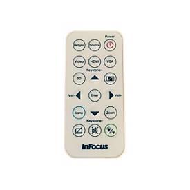 InFocus IN112xa - DLP-Projektor - Zoomobjektiv - tragbar - 3D