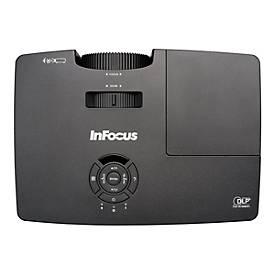 InFocus IN112xv - DLP-Projektor - tragbar - 3D