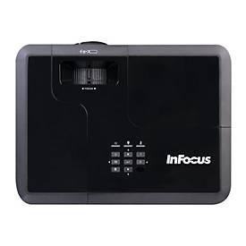 InFocus IN136ST - DLP-Projektor - Short-Throw - 3D - LAN