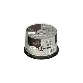 Intenso - CD-R x 50 - 700 MB - Speichermedium