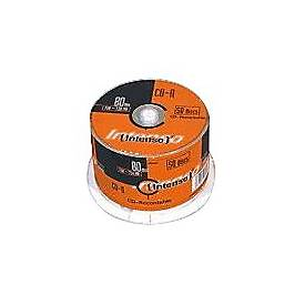Intenso - CD-R x 50 - 700 MB - Speichermedium