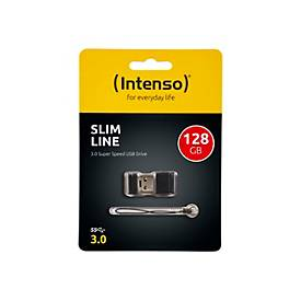 Intenso Slim Line - USB-Flash-Laufwerk - 128 GB