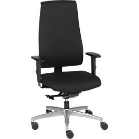 Interstuhl Bürostuhl GOAL 302G, mit Armlehnen, Synchronmechanik, Sitzzeit + 8 Stunden