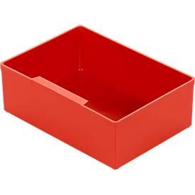 Inzetbakjes EK 503, rood