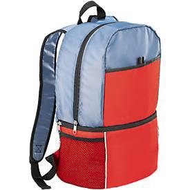 Iso-Rucksack, sehr geräumig und mit Kühlfach