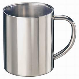 Isolierbecher, 0,3 Liter, Edelstahl