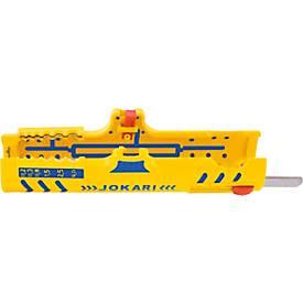 JOKARI Kabelentmantler für Kabel-Durchm.8 - 13 mm, m. herausschiebbaren Messern