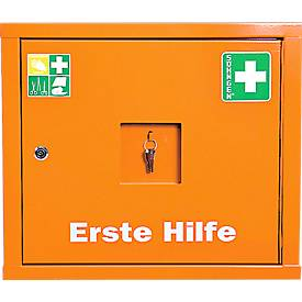 Juniorsafe Norm, ohne Inhalt, B 490 x H 420 x T 200 mm, orange