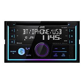 JVC KW-R930BT - Auto - Receiver (CD) - in-dash-Einheit - Doppel-DIN