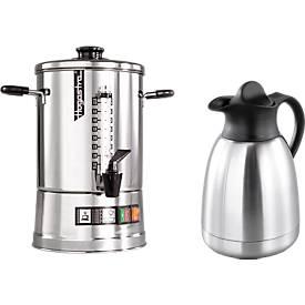 Kaffeeautomat Hogastra® CNS 50 + Isolierkanne, gratis