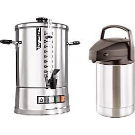 Kaffeeautomat Hogastra® CNS 100 + Pump-Isolierkanne, gratis