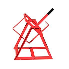 Kanister-Abfüllhilfe Typ KAH-25, lackiert, rot
