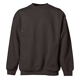 Kansas Sweatshirt Yellowstone schwarz