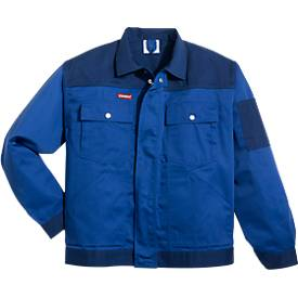 KANSAS® Bundjacke Color, blau/marine