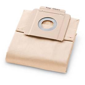 KÄRCHER® Papierfiltertüten, für Trockensauger T 7/1