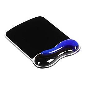 Kensington Duo Gel Mouse Pad Wrist Rest - Mauspad mit Handgelenkpolsterkissen