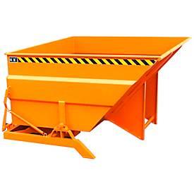 Kiepbak BKC 200, oranje, kiepcontainer