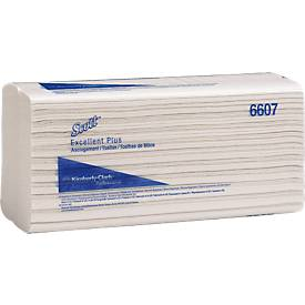 Kimberly-Clark® Scott Excellent, 2-lagig, C-gefaltet, 2200 Tücher