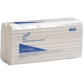 Kimberly-Clark® handdoekjes, 1-laags, C-gevouwen, 2800 doekjes