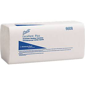 Kimberly-Clark® Scott Excellent, 2-lagig, Zick-Zack, 3600 Tücher