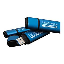 Kingston DataTraveler Vault Privacy 3.0 - USB-Flash-Laufwerk - 64 GB