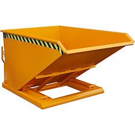 Kippbehälter NK 100, orange
