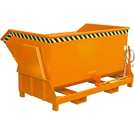 Kippbehälter Typ BK 150, orange