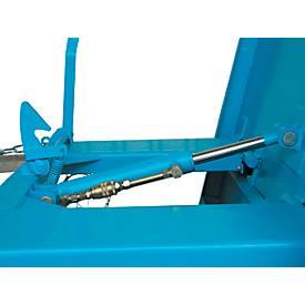 Kippbremse, für Kippbehälter Typ VD/Typ VG, einstellbar