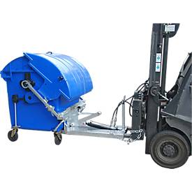 Kippomat KM, für Müllgroßbehälter