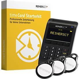 Kit starter du Système de pointage timeCard Système électronique
