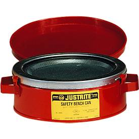 Kleinteilereiniger PREMIUM LINE, aus Stahlblech, 1, 2, 4 oder 8 Liter Fassungsvermögen