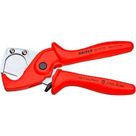 KNIPEX Rohrschneider 185 mm mit auswechselbarem Messer ..