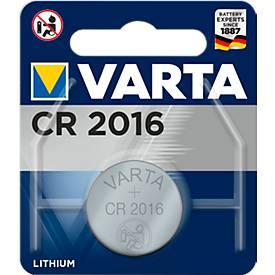 Knopfzelle VARTA PROFESSIONAL ELECTRONICS CR 2016 3V