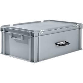 Koffer aus Polypropylen (46 Liter)