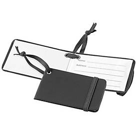 Kofferanhänger Tripz, mit Gummiverschluss, mit ID-Karte