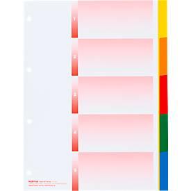 Kolma Index Kolmaflex blanko 5, 10 oder 20-teilig