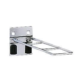 Kombihalter für Lochblech-Platten-System