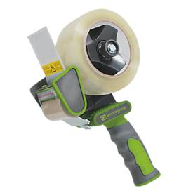 Komfort-Abroller clyno mit gummiertem Griff