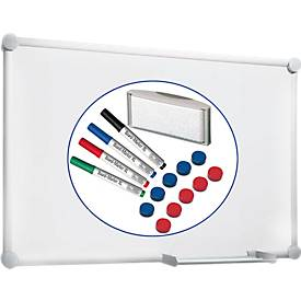 Komplett-Set Whiteboard 2000