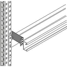 Konsole PR 600, Zubehör f. Durchschubsicherungen, f. Rahmentiefe 1100 mm