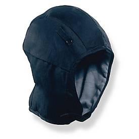 Kopfbedeckung schwarz