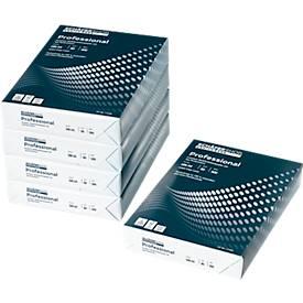Kopieerpapier Schäfer Shop CLIP PRINTECH, DIN A4, 80 g/m², hoog wit, 1 doosje = 5 x 500 vellen