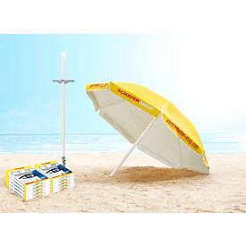 Kopierpapier CLIP Paper@Print, DIN A4, 20.000 Blatt + Sonnenschirm GRATIS